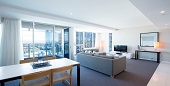Gold Coast Private Apartments 1 Bedroom Apartment Level 14 at H Residences Building Surfers Paradise