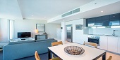 Gold Coast Private Apartments 1 Bedroom Apartment Level 19 at H Residences Building Surfers Paradise