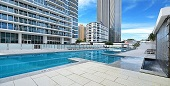 Gold Coast Private Apartments 2 Bedroom Apartment Ocean Views Level 7 at H Residences Building Surfers Paradise