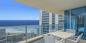 Gold Coast Private Apartments 2 Bedroom Apartment Ocean Views Sky High Level 31 at H Residences Building Surfers Paradise